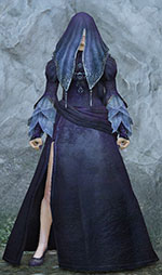 black witch set
