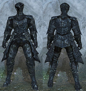 charred loyce set