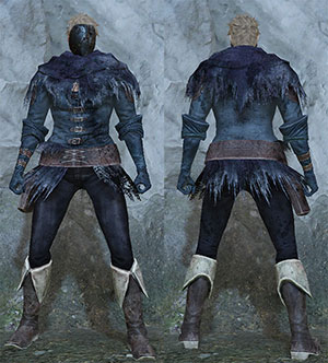 fume sorcerer set (male)