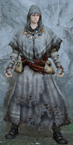 tattered cloth set