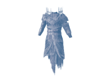 armor of aurous transparent