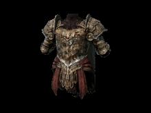 rusted mastodon armor