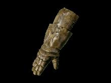 mastodon gauntlets