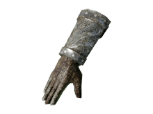 royal soldier gauntlets