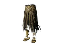 lion mage skirt