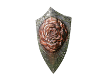 blossom kite shield