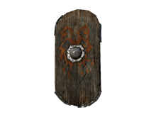 lion clan shield