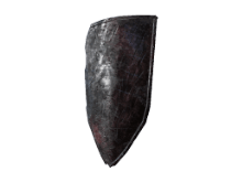 red rust shield