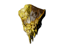 yellow quartz shield